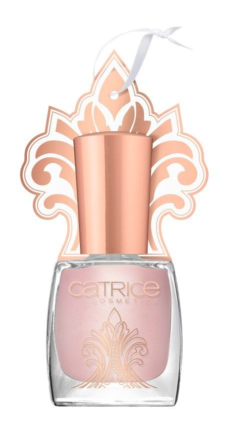 Catrice Victorian Poetry Satin Matt Nail Lacquer