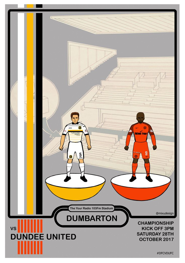 Dumbarton v Dundee United Scottish Championship