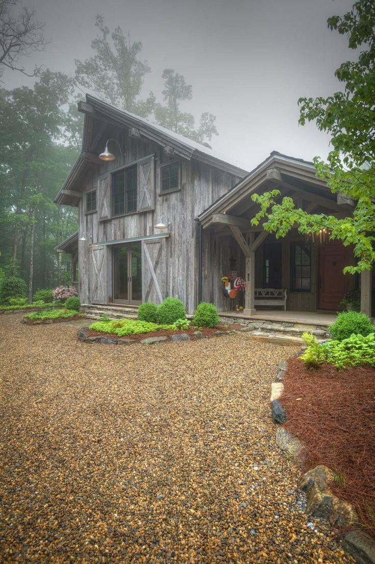 10 best Mountain Getaway images on Pinterest | Pole barn homes, Barn North Carolina Mountain Home Designs on north carolina log homes sale, mountain cabin designs, hurricane proof house designs, north carolina house plans,