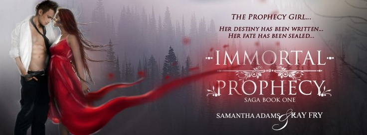 Immortal Prophecy Banner by Regina Wamba  https://www.facebook.com/MaeIDesignandPhotography
