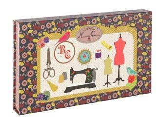 magnifique boîte à couture Georges & Rosalie | shop pour enfants Le Petit Zèbre