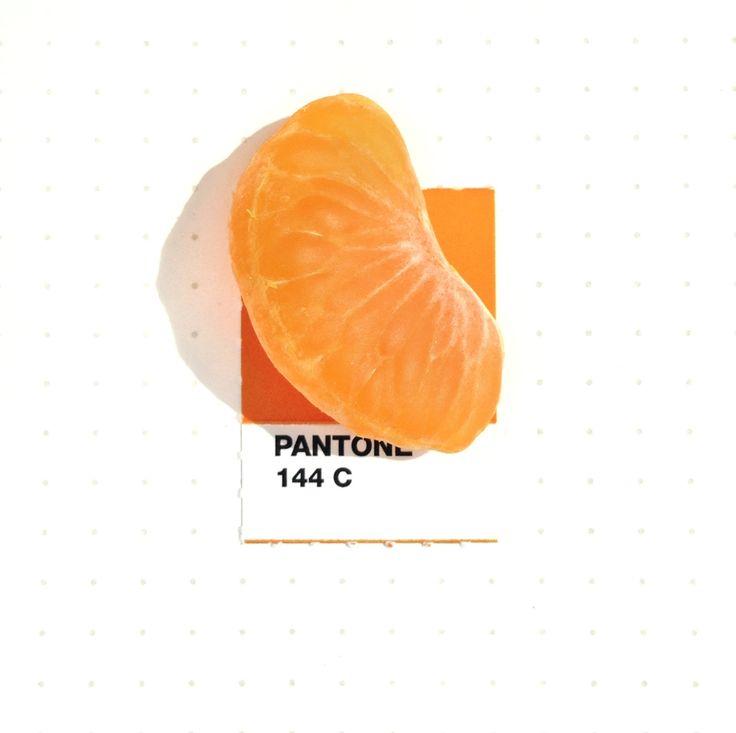 #pantone #clémentine