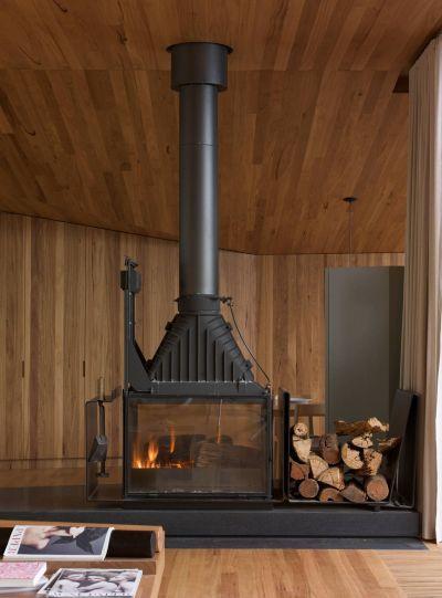 John Wardle Architects - Australian Fireplace Designer