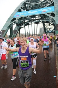 We've got places in this year's Great North Run - Are you up for the challenge? Visit www.depauluk.org/greatnorthrun or email fundraising@depauluk.org to find out more!