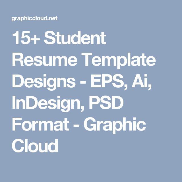 Πάνω από 25 κορυφαίες ιδέες για Student resume στο Pinterest - utsa resume template