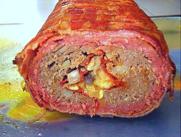 De Bacon Fatty – Een Smaak Explosie!
