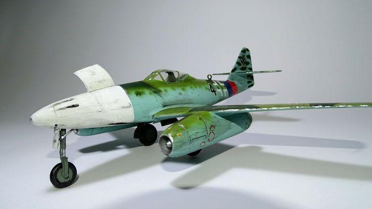 Messerschmitt Me-262, Revell 1:48