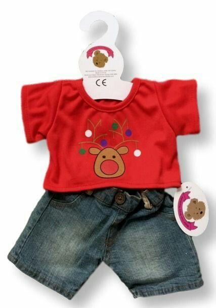 Build a bear clothes Christmas - Build A Bear Clothes Christmas Build A Bear Build A Bear, Teddy