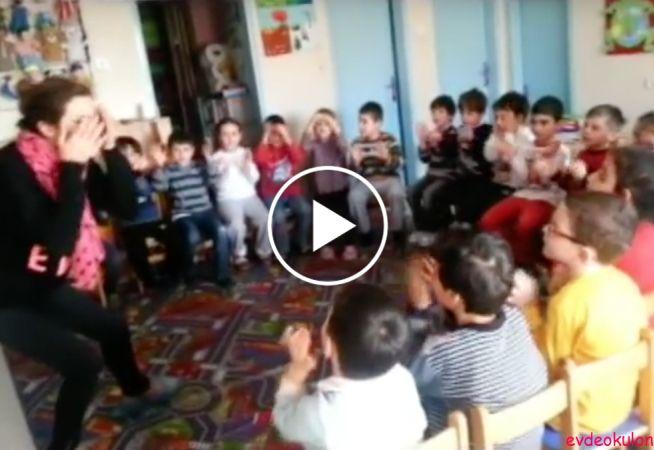 Orff Eğitimi – Sağ El Sol El Ne Yapar Şarkısı