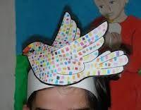 manualidades paloma de la paz - Buscar con Google