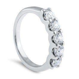 Lucente Diamantring 1,00ct