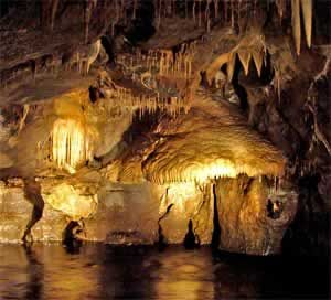 Marble Arch Caves - Co. Fermanagh, Northern Ireland  (Photo: NI Tourist Board)