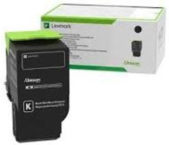 Lexmark 78C10KE 2K Pages Replacement Toner Cartridge – Black