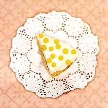 Citronkaka - Recept - Tasteline.com