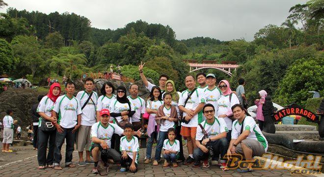 MTC Indonesia Bertamasya Ke Obyek Wisata Baturraden