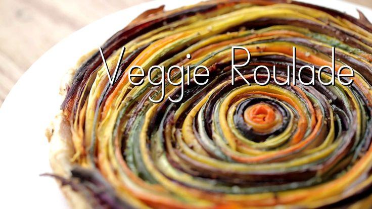 Veggie Roulade//