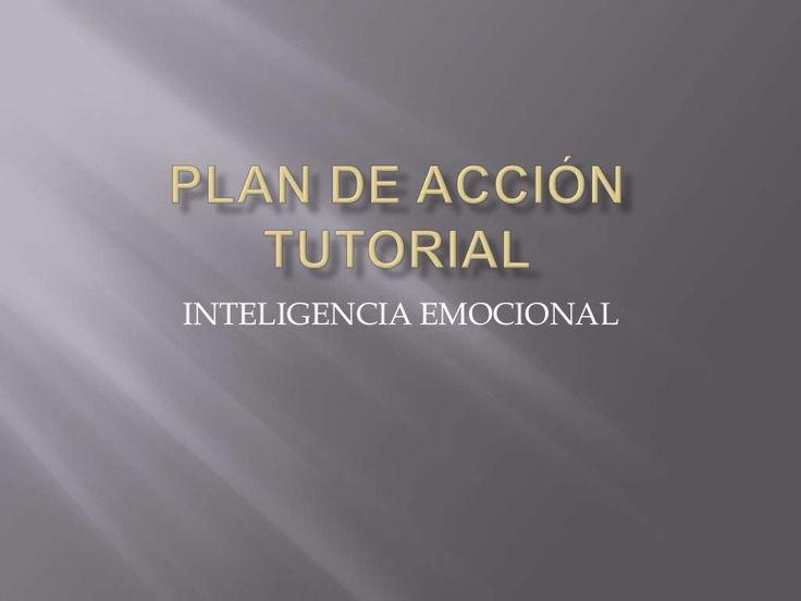 Plan de acción tutorial by Laura García via slideshare
