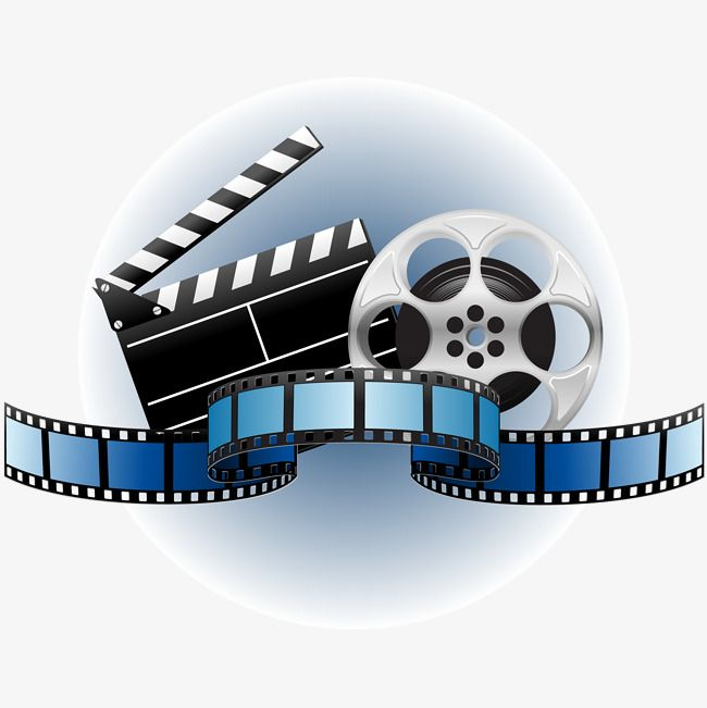 Movie Film Element Vector Movie Vector Film Vector Film Elements Png And Vector With Transparent Background For Free Download Science Videos Video Converter Video