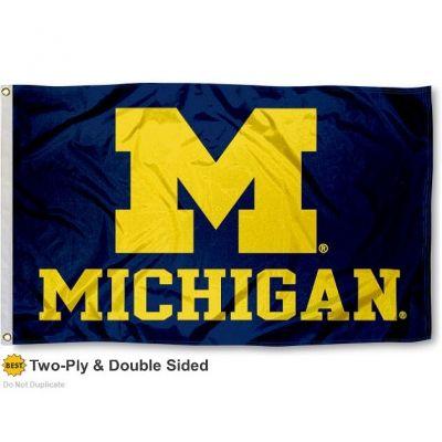 University of Michigan Flag - Stadium