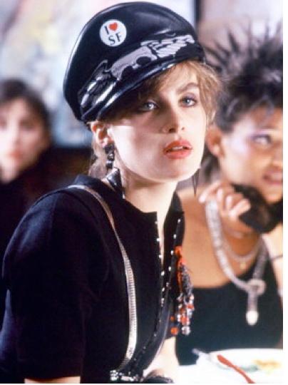 Emmanuelle Seigner in Polanski's film Frantic