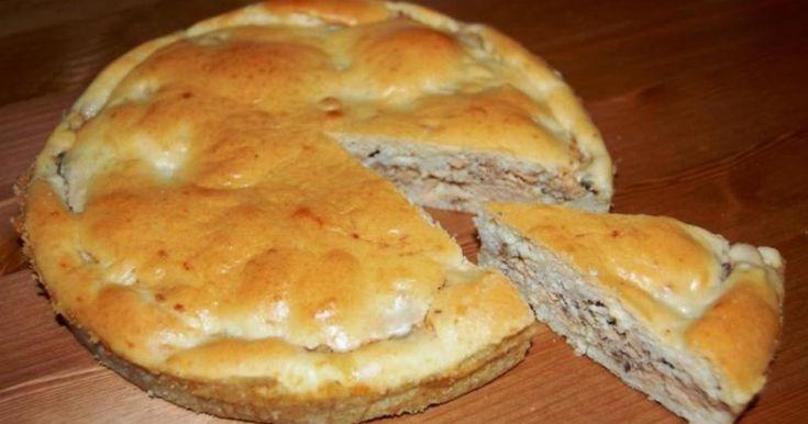 Пирог с рыбой из продуктов Гербал | Продукция Гербал