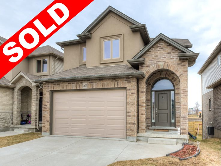 SOLD! - 98.6% of Asking Price! - 1804 Cherrywood Trail, London Ontario - http://www.LondonOntarioRealEstate.com/listing/cms/1804-cherrywood-trail-london-ontario/ -  #Sold #RealEstate in #London by #Realtor