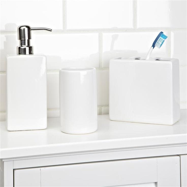 Ceramic Bathroom Accessories Diy