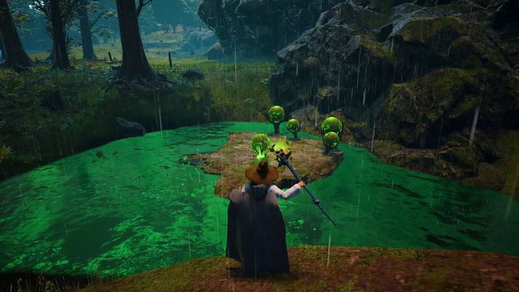 Citadel: Forged With Fire – Spellcrafting System Feature Trailer Take a look at …
