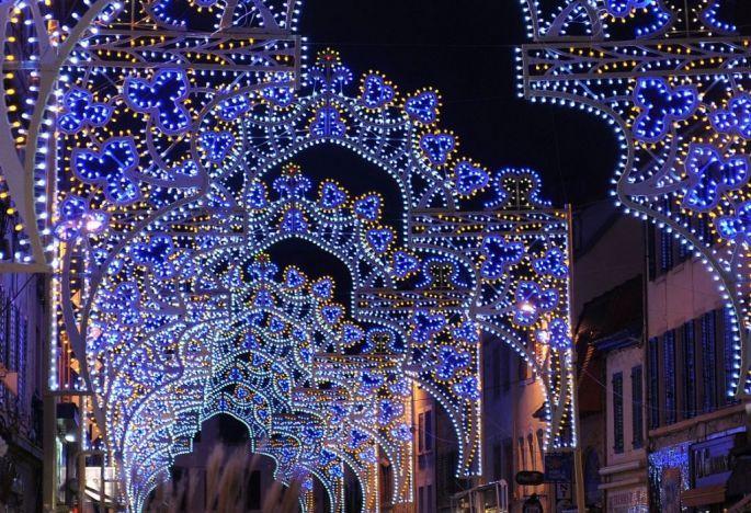 Lumières de Noël   Marché de Noël Montbéliard 2020 : dates