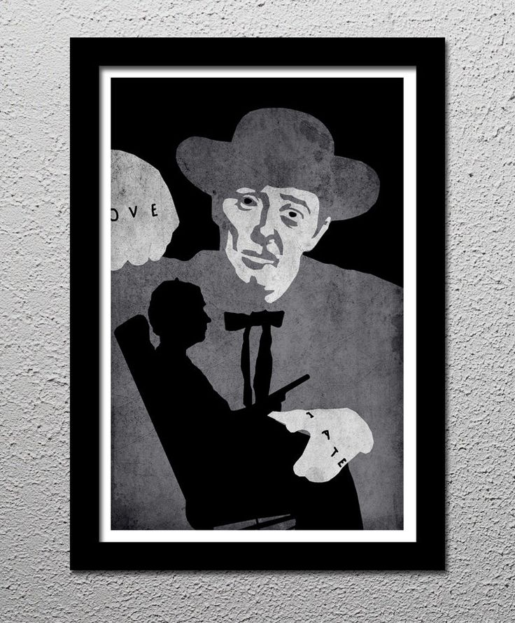 Night of the Hunter - Robert Mitchum - Suspense Movie Cult Limited Edition Original Art Poster Print - 13x19 by CultClassicPosters on Etsy https://www.etsy.com/listing/128290763/night-of-the-hunter-robert-mitchum