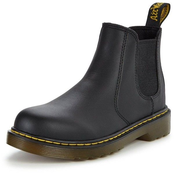 Dr Martens Chelsea Boot (1,280 MXN) ❤ liked on Polyvore featuring shoes, boots, dr. martens, chelsea boots, dr martens boots, chelsea bootie and dr martens shoes