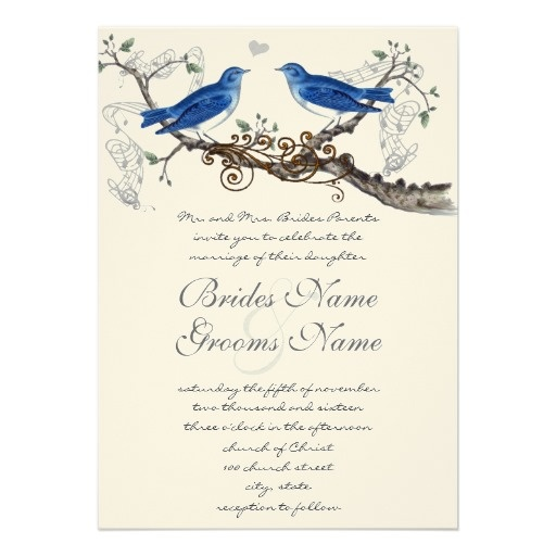 117 best images about love birds wedding invitations, ideas, Wedding invitations