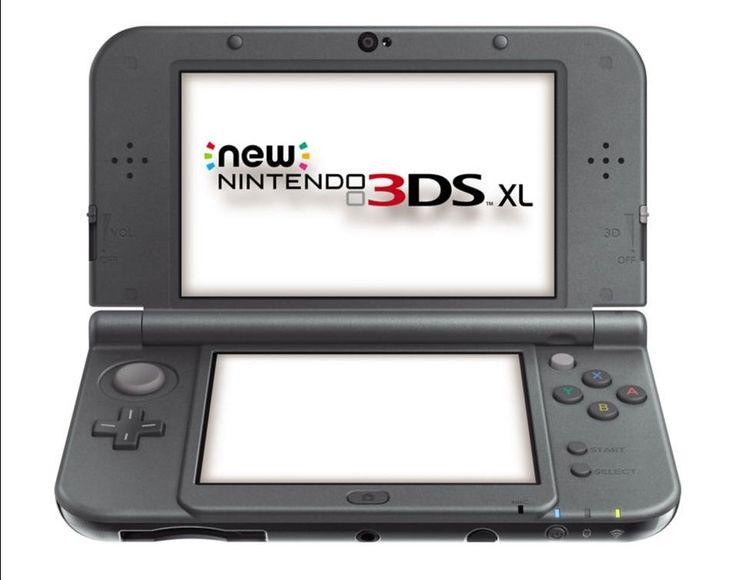 Console nomade NINTENDO New 3DS XL Noir Métallique prix promo Console Nintendo Boulanger 184.99 €