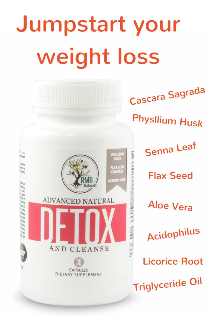 Detox and Cleanse. Jump start your weight loss, healthy colon. Decrease the bloa...