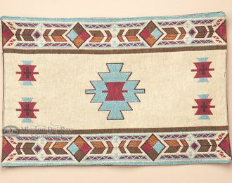 Woven Southwestern Tapestry Placemat 13x19 -Hopi (tp13)