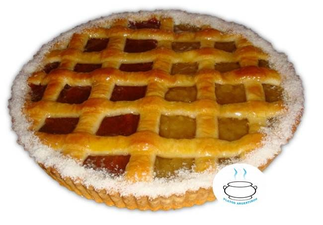 Receta de Pastafrola #Receta de Pastafrola #Pastafrola #Platos Argentinos