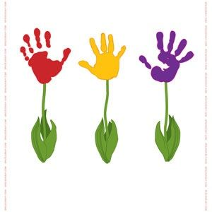 Projects: Hands Prints, Crafts Ideas, Mothers Day, Handprint Flowers, Birthday Parties, Kids Cut, Kids Activities, Hand Prints, Gardens Theme