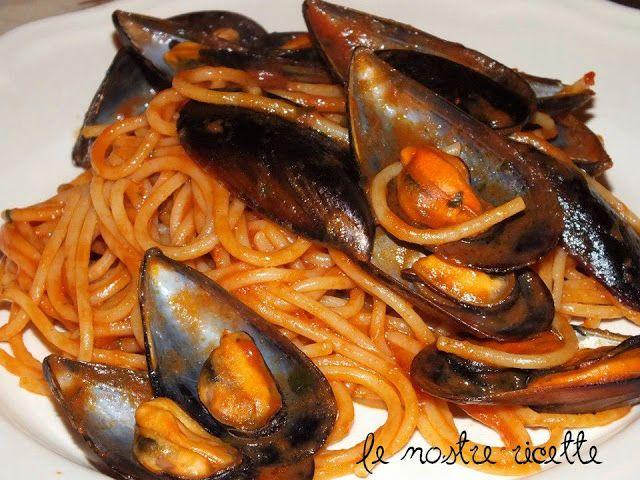 Le nostre Ricette: Spaghetti con le cozze