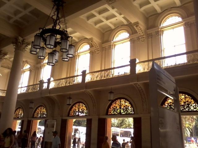 Estação da Luz. São Paulo -SP