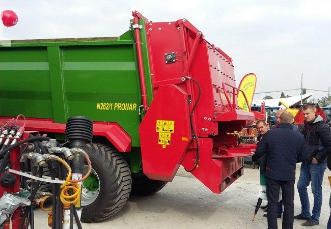 From 29 September to 1 October in Kirovograd (Krapywnycky, Ukraine) was held another exhibition of agricultural technology AgroExpo 2016. It is one of the largest trade fairs in Ukraine and takes place in the most developed agricultural region. The event was attended by approximately 370 companies whose exhibition stands occupied a total area of over …