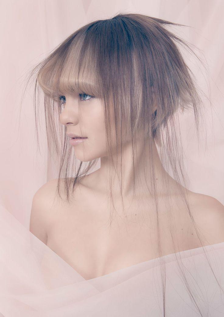 Sex appeal of the softness Hair / Kenji Matsushita(CELL) Direction & Photo / Munenari Maegawa Make-up / Makoto.M(C-LOVe)