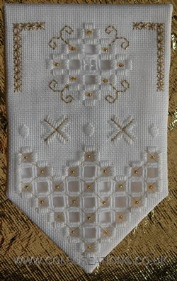 Col's Creations - Traditional Hardanger Designs - Free Hardanger Charts To Download
