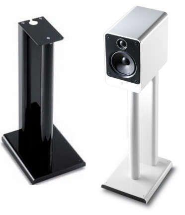 Q Acoustics 2000ST är ett högtalarstativ som är speciellt avsett för 2010 och 2020 högtalarna. Ett visst skumgummimaterial har implementerats för att dämpa all form av vibration oc...