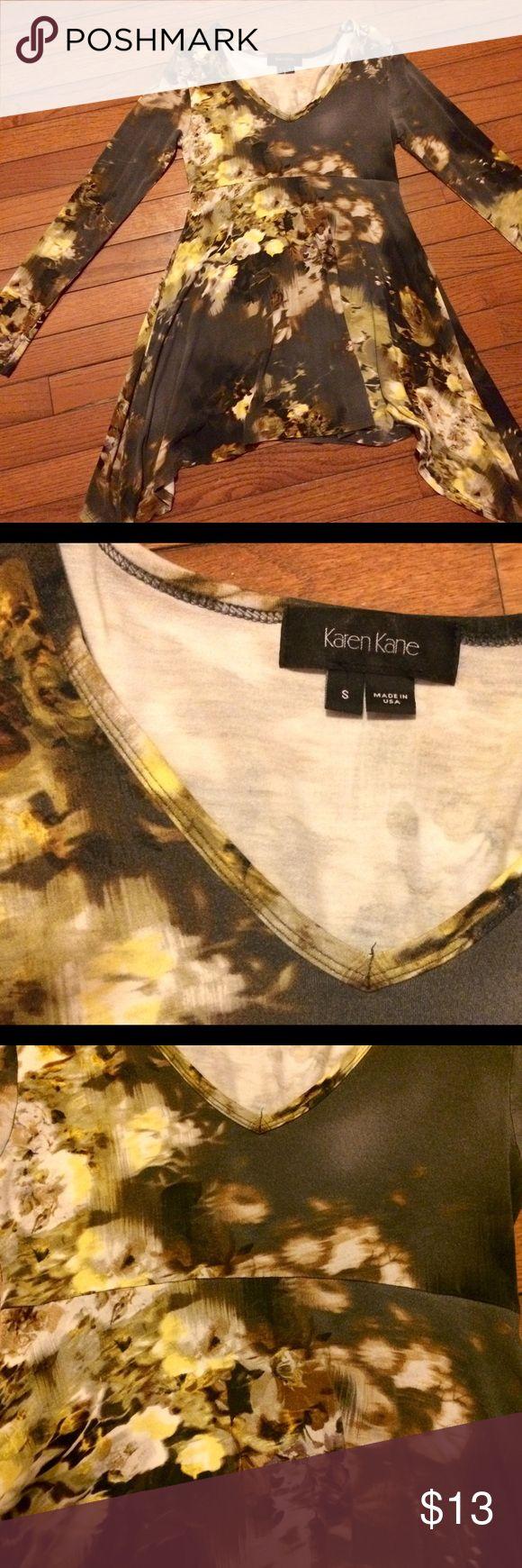 Karen Kane size small dress tunic shirt Great condition. Great for work. Karen Kane. Karen Kane Tops Tunics