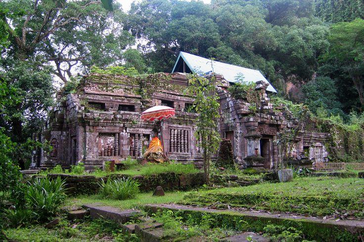Vat Phou and Associated Ancient Settlements within the Champasak Cultural Landscape (UNESCO) - Vat Phou, Vietnam
