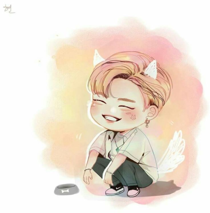 Cute cat kang daniel