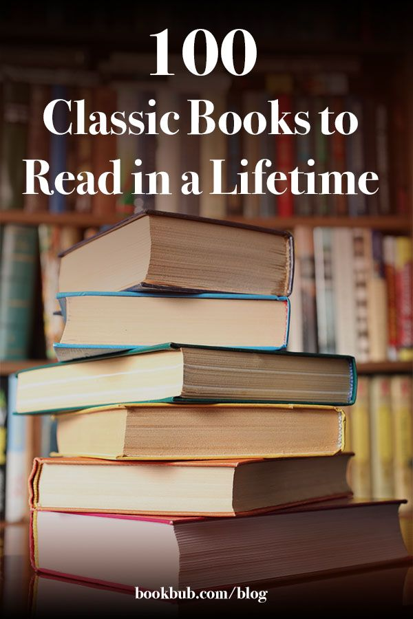 Reading Challenge 100 Classics To Read In A Lifetime Classics