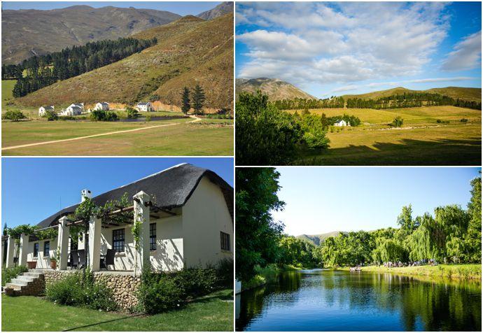Elandskloof Farm Cottages – Greyton Wedding Venue