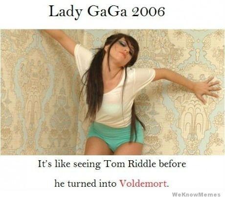 lady gaga 2006