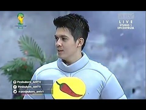 Pesbukers 19 Januari 2014 Part 1 - Nikita Mirzani & Irwansyah (+playlist)